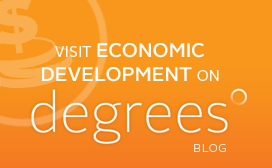 Economic Development on Degrees