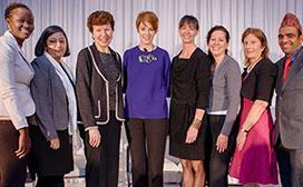 Strategies to empower women and girls