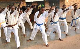karate burundi