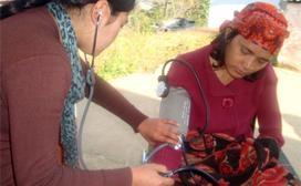 Saath-Saath staff deliver lifesaving support amid strikes